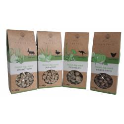 FANTAIL 4 confezioni di addestramento tratta. senza grano, senza glutine. per i cani. AP-0010 Nourriture