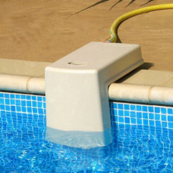 Générique Removable level regulator for in-ground pools Parts to be sealed