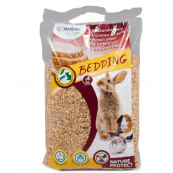 Vadigran Beechwood shavings 20 litres or 5 kg. for rodents. Litière rongeur