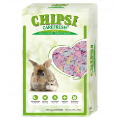 Vadigran Chipsi 5 in 1 comfort litter for rodents. Litière rongeur