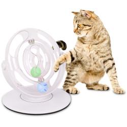 Flamingo Pet Products Dita spinning wheel ø 26 x 27.5 cm. cat toy Games