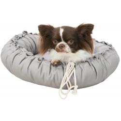 Felia taupe bed & kussen ø 50 cm voor kleine honden Trixie TR-37392 Coussin chien