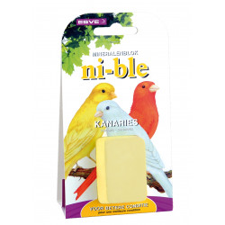 Pedra mineral ESVE NI-BLE amarelo 40 g. para canário VA-2882 Complément alimentaire