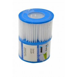 SC838 Spa filter darlly (dois filtros) DA-SC838 Filtro de cartucho