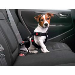 FL-1032111 Flamingo Harnais de sécurité pour voiture - Taille L / 50-70 cm pour chien Transport