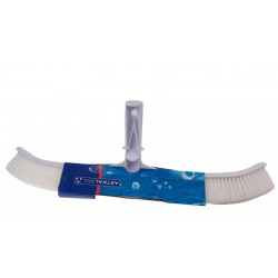 astralpool Curved brush 45 cm Clip - colour white Brushes