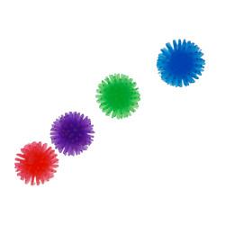 4 Bolas de Porco Espinho ø 3 cm brinquedo para gato AP-502241-X4 Jogos