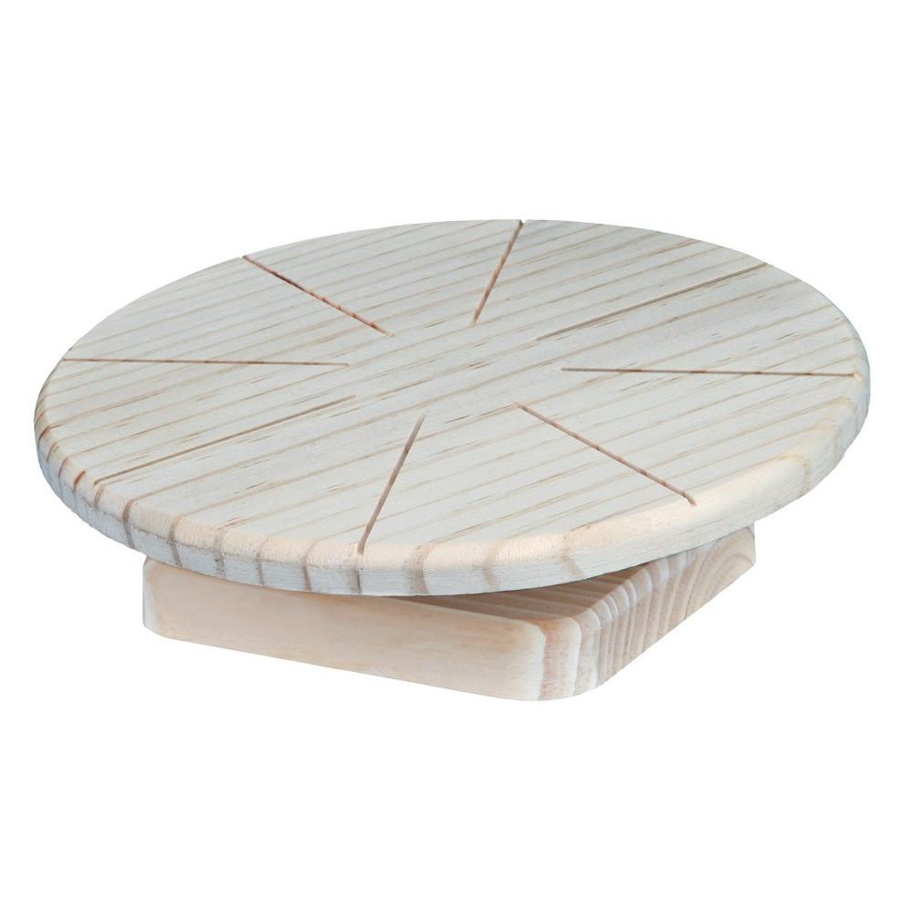 Disque d'exercice en bois ø 20 cm Jeux Trixie TR-60815