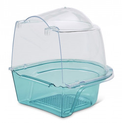 savic Plastic Splash Bath 14 x 15 x 16 cm, for birds Care and hygiene