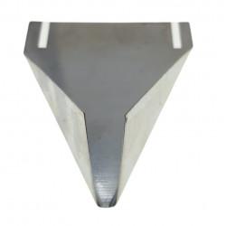 Suporte de poleiro metálico 8 x 10,5 cm, para aves VA-15268 Poleiros
