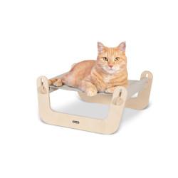 zolux Alloggio per gatti 1, dimensioni 45 x 40 x 21 cm per gatti ZO-504130 Dormire
