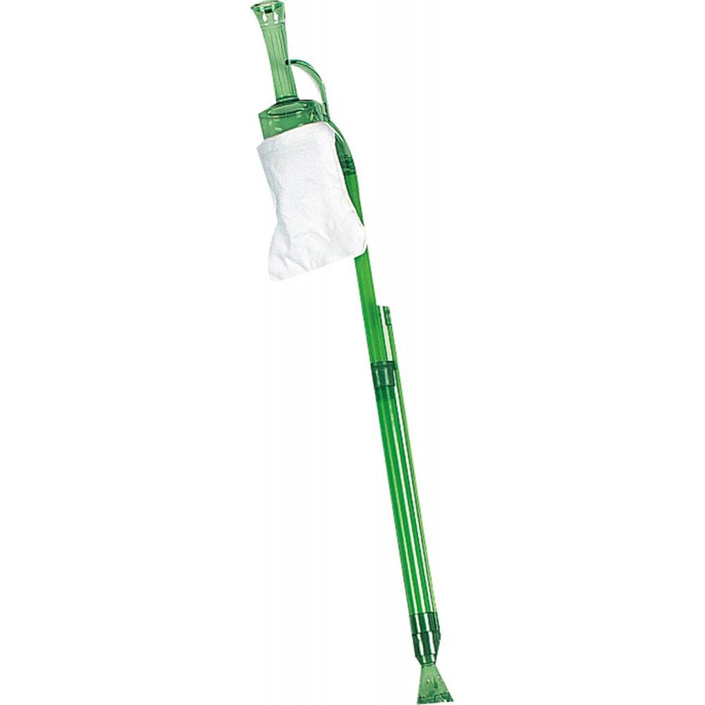 aspirateur d' aquarium hauteur max 30 cm - a brancher sur la pompe a air Entretien, nettoyage aquarium Flamingo FL-400464