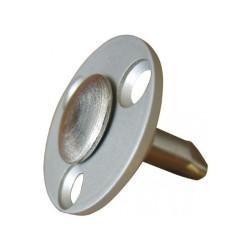 Een intrekbare put voor houten of composietdekken, uitwendig ø 4 cm Jardiboutique JB-BES-701-0008 accesoire de bâche