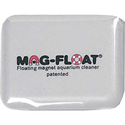 Flamingo Algenmagnet für Aquarien. - Großformat 8 x 6,5 x 5 cm FL-401922 Wartung, Aquarienreinigung