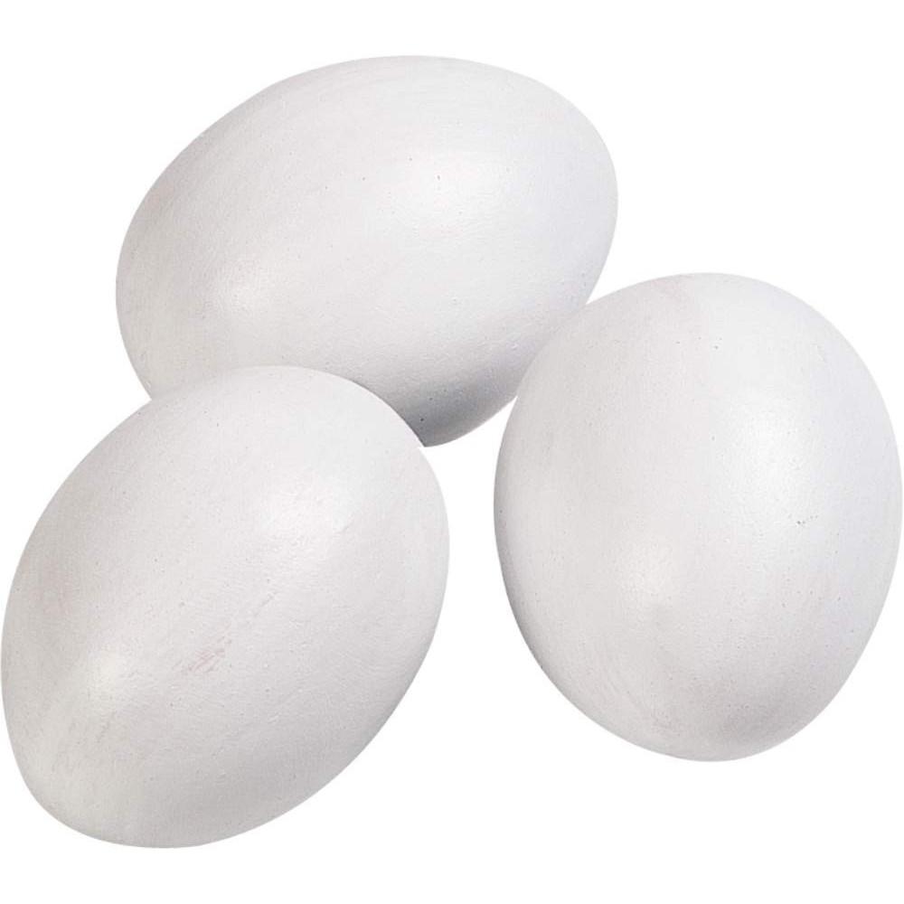 Flamingo FL-100951 trois Faux œufs de poule Accessory