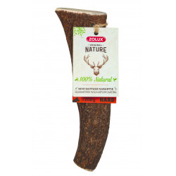 zolux Hard deer antlers, about 18 cm, for dogs over 20 kg. Nourriture