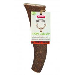 Twarde poroże jelenia, ok. 18 cm, dla psów powyżej 20 kg. ZO-482319 zolux