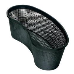 animallparadise an oval basket 45 cm for water basin Basket basin