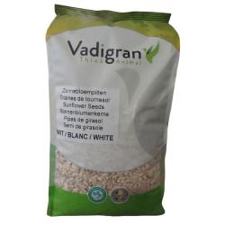 Vadigran Large White Sunflower Seeds 2 kg Nourriture graine