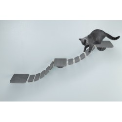 Trixie TR-49930 Climbing ladder 150 cm for wall mounting - Cat Mural