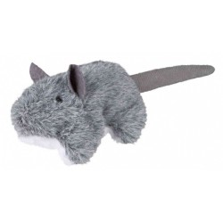 Mouse with Catnip, plush cat game toy Trixie Games TR-45288