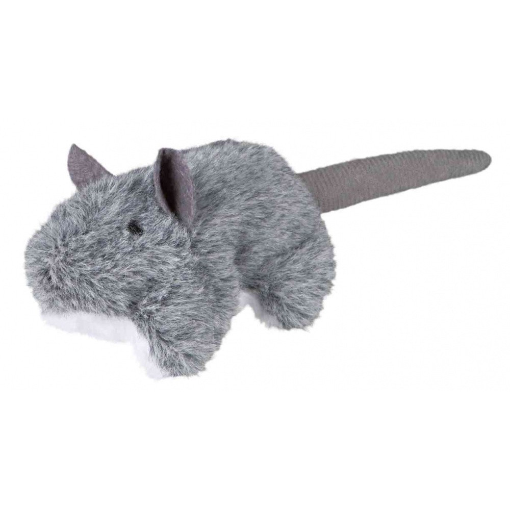 Trixie TR-45288 Mouse with Catnip, plush cat game toy Games