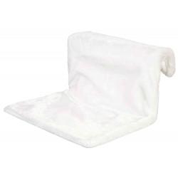 Trixie Lit radiateur 45 × 24 × 31 cm blanc pour chat TR-4321 Couchage