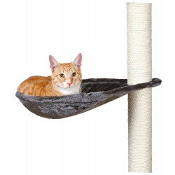 Nid pour arbre à chat ø 40 cm gris Arbre a chat, griffoir Trixie TR-43542