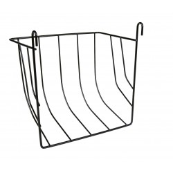 Trixie TR-60902 Hay rack to hang for rodents 20 × 18 × 12 cm Bowls, distributors