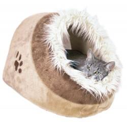TR-36281 Trixie Abri douillet Minou 35 × 26 × 41 cm pour chat ou petit chien Dormir