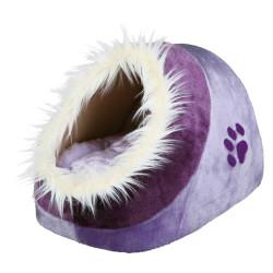 TR-36300 Trixie Abri douillet Minou 35 × 26 × 41 cm pour chat ou petit chien Dormir