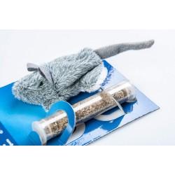 Souris avec Catnip, peluche de jeux pour chat Jeux Trixie TR-45288