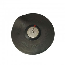 Rubber disc for bottom bunghole 30.5 cm Spare parts Generic PTO-670-0008