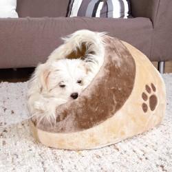 Abri douillet Minou 35 × 26 × 41 cm pour chat ou petit chien Couchage Trixie TR-36281