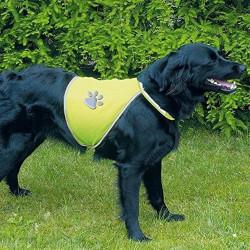 Gilet de sécurité pour chien taille L Sécurité chien Trixie TR-30083