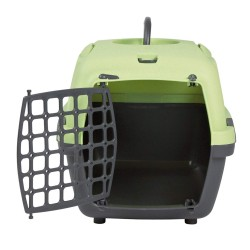 Trixie Box de transport, Capri 1, pour petit chien ou chat, taille: XS 32 x 31 x 48 cm TR-39814 Cage de transport