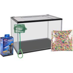 aquarium complet lollipop 30 Litres 44 x 28 x 30 cm Aquariums Flamingo FL-410075
