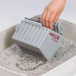 Pelle à litière aggloméré gris KeDDii scoop accessoire litière Trixie TR-40535