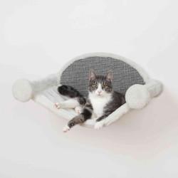 Hamac à fixer au mur pour chat Taille 54 × 28 × 33 cm dodo Trixie TR-49920