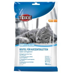 Trixie Simple'n'Clean Cat Litter Bags for Litter Box 56 × 71 cm litter accessory