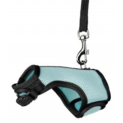Soft harness with leash 1.2 m for rats Collars, leashes, Trixie harness TR-61511