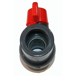 Jardiboutique set of 2 valves, ø50, one-piece valve Valve