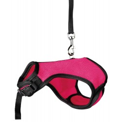 Trixie TR-61513 Soft harness with 1.2 m lead for rabbits Collars, leashes, harnesses