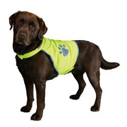 Gilet de sécurité pour chien taille XS Collier et laisse Trixie TR-30080