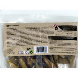 Friandise naturel pattes de poulet 200 g Nourriture Flamingo FL-518639