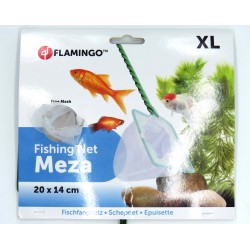 Epuisette aquarium 20 cm filet fin épuisette aquarium Flamingo FL-400158