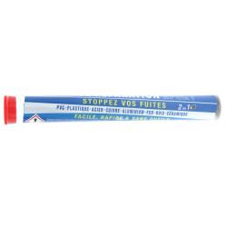 Interplast Pâte de réparation époxy 2 en 1 pour fuite 114gr IN-SINTEREPOX Plomberie
