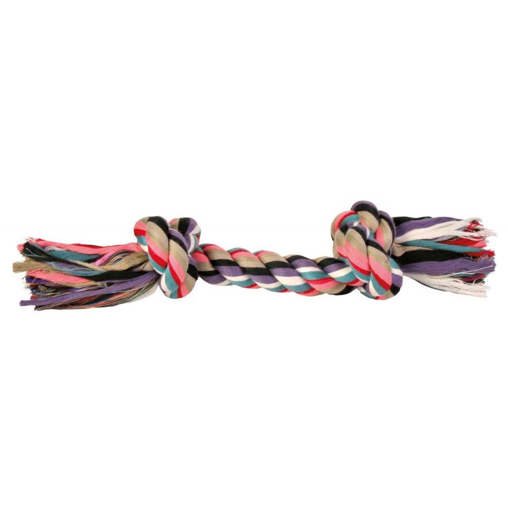 Corde de jeux pour chien 37 cm dressage chien Trixie TR-3273
