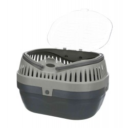 Trixie TR-5904 Transport basket, pico, size: 30 cm by 23 cm and 21 cm high, for guinea pigs and rodents Transport et cage