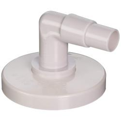 HAYWARD HAYWARD - SKIM VAC P/SKIMMER SP11041 ø 152 mm Couvercle aspiration skimmer SC-HAY-250-1618 Plaque aspiration skimmer